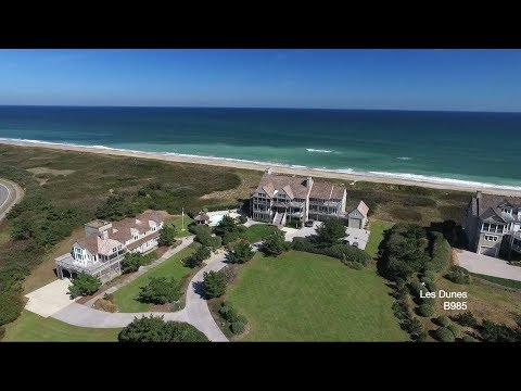 Outer Banks Vacation Rental Home Tour - Les Dunes, B985