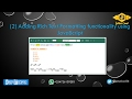2. Creating a Rich Text Editor WYSIWYG Using HTML and JavaScript  -  Adding Functionality