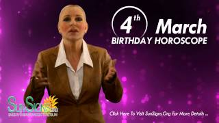 Birthday March 4th Horoscope Personality Zodiac Sign Pisces Astrology