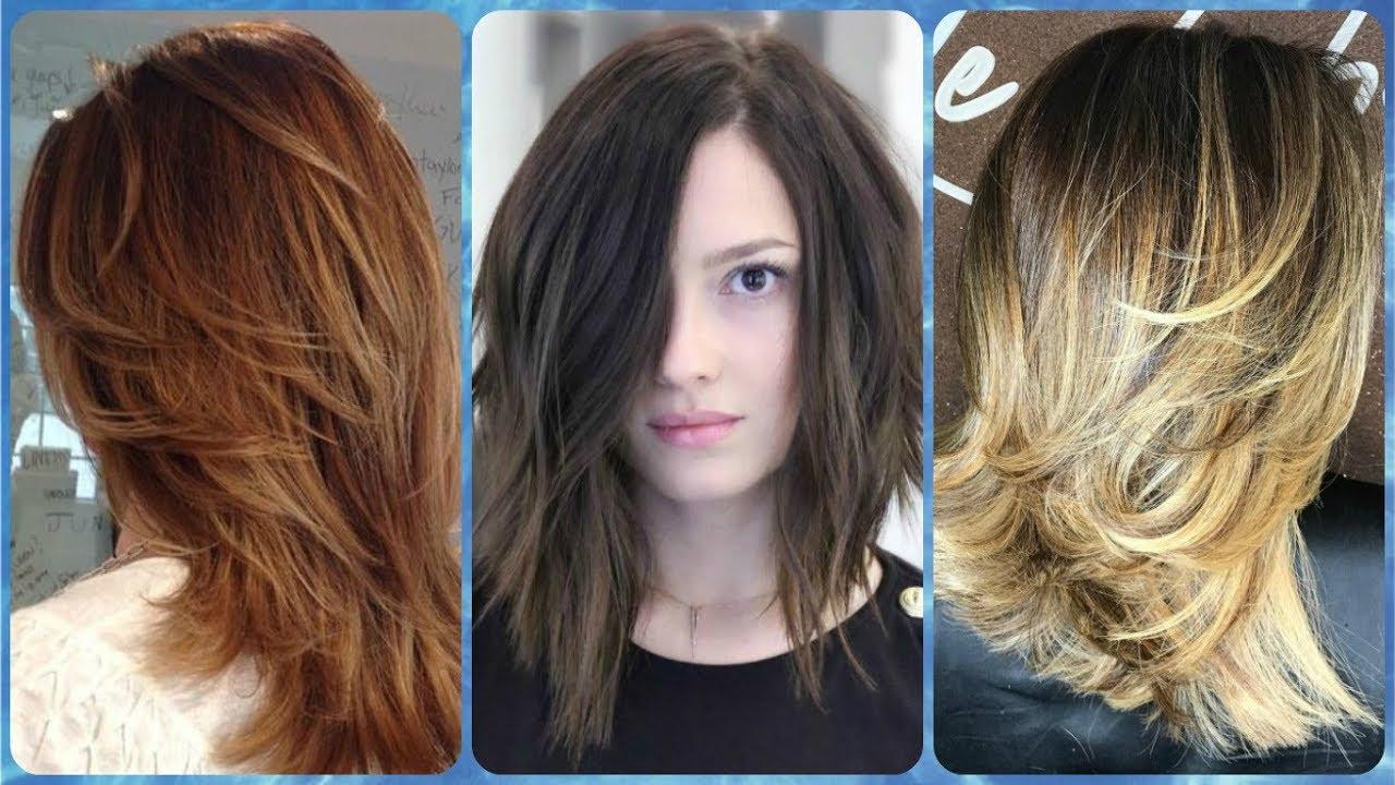 Come tagliare capelli scalati lunghi