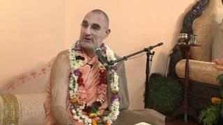 2009.06.21. SB 1.8.30 H.H. Bhaktividya Purna Swami - Riga, LATVIA