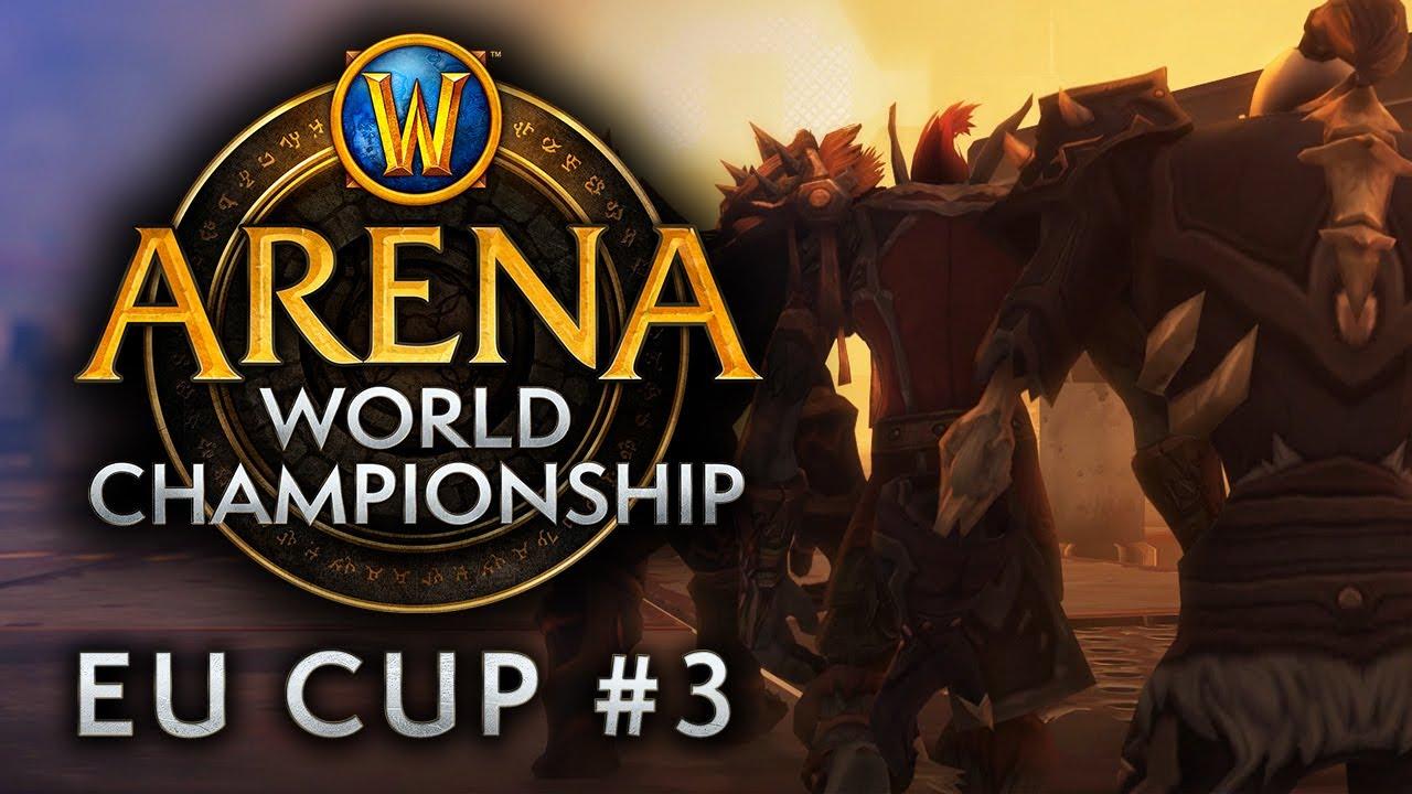 AWC BFA | Cup 3 | EU Top 8