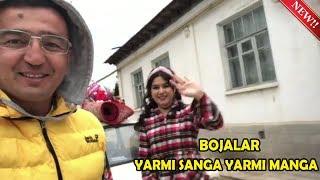 Bojalar - Yarmi Sanga Yarmi Manga 2018 (Klip Jarayoni)