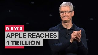 Apple is worth $1 trillion (CNET News)