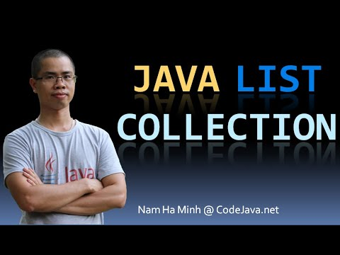 Java List Collection Tutorial and Examples