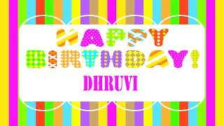 Dhruvi   Wishes & Mensajes - Happy Birthday