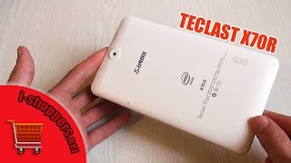 Обзор TECLAST X70R - недорогой 7-дюймовый планшет с GPS, 3G и DualSIM(Для своей цены отличный компактный планшет с поддержкой GPS, двух SIM-карт и встроенным модулем 3G. Обзор Teclast..., 2016-01-15T09:55:44.000Z)