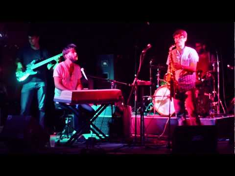 """""""American Health Insurance"""" recorded @ Club Garibaldi by Cameron McGill and What Army"""