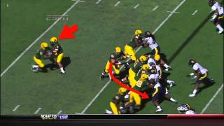 Fish Oregon Spread Offense Tutorial #3: The Power Play
