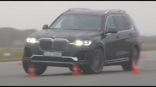 Felborul a legnagyobb BMW? - BMW X7 Tannis 2019