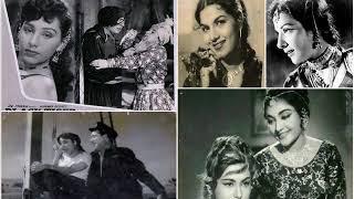 Baghdad Ki Raaten (1959) Basre Ki Hoor (1956) Lata Mangeshkar Asha Bhonsle Dilip Dholakia