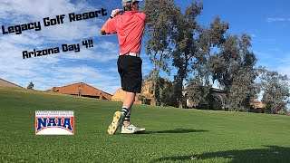 Legacy Golf Resort // Arizona Day 4
