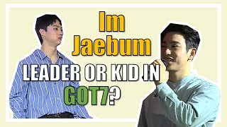 DOES JB HAVE POWER IN GOT7? MP3