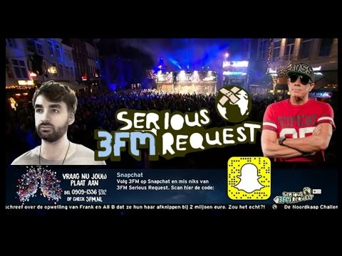 SERIOUS REQUEST 2016 MIX - Fedde Le Grand, Dirtcaps, Dannic, Mr.Belt&Wezol, Oliver Heldens, DJ Jean