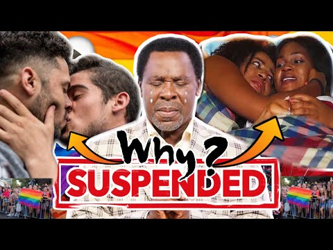 Download Watch Video That Caused TB JOSHUA YouTube Suspension