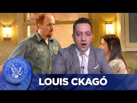LOUIS CKAGÓ - EL PULSO DE LA REPÚBLICA