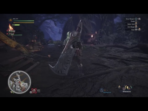 Monster Hunter World 5rd entry