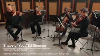 iconiQ String Quartet - Shape of You, Ed Sheeran