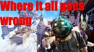 Where Bioshock Infinite Went Horribly Wrong