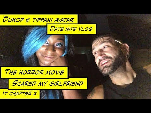 duhop My girlfriend is mad at me for horror movie date night vlog