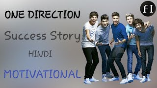 One Direction Success Story in Hindi | Documentary | Motivational