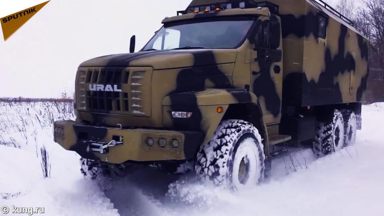 Ce Camping Car Russe Va Vous Donner Une Autre Idee Du Voyage Youtube
