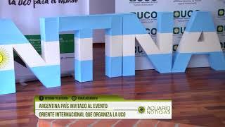 Argentina país invitado al evento Oriente Internacional que organiza la UCO