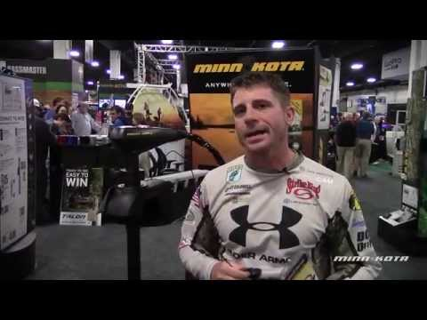Pro Staff Chats - Jamey Caldwell on the MKA-49 Cable & Handle