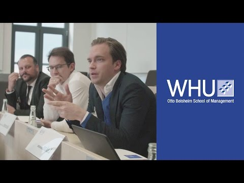WHU Executive Education - Value Creation in Venture Capital Program