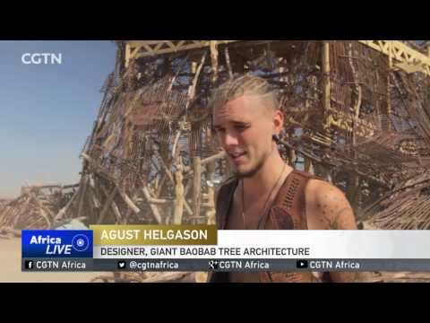 South Africa's Afrikaburn Festival: Event provides seven days of art, music and performances