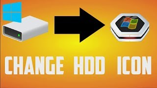 Change Your HDD Icon On Windows!!!!