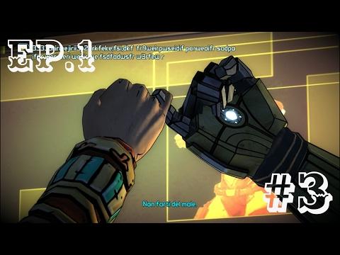 Tales from the Borderlands Ep.1 #3 - Una possibile futura ship??? /Let's Play ITA