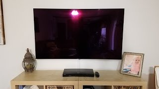 How To Wall Mount an OLED Television