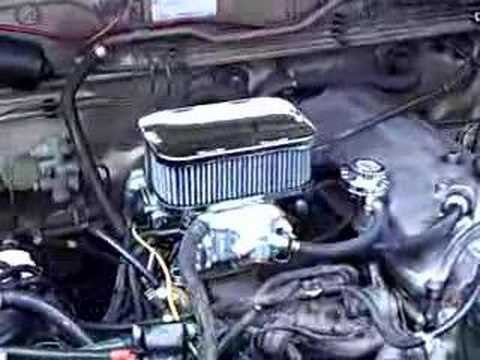 weber carb - YouTube