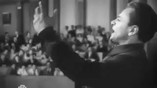 """Кадры из фильма """"Великий гражданин"""", 1938 г."""