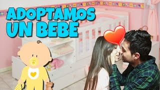 ADOPT A BABY AND WE WERE MARRIED | Roblox Spanish Adopt and Raise a Cute Kid