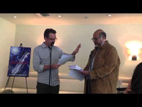 BRYAN CRANSTON READS CHARLES DENNIS'S THE MAGIKER