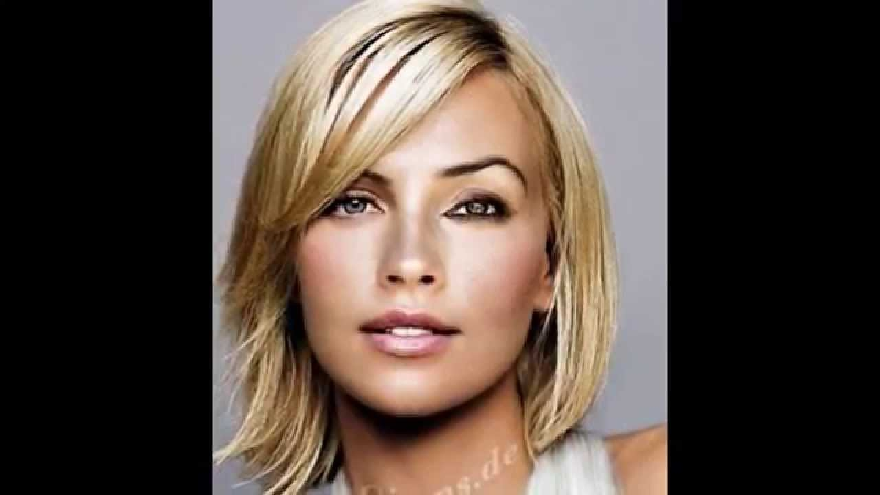 Hairstyles For Women With High Foreheads And Thin Hair