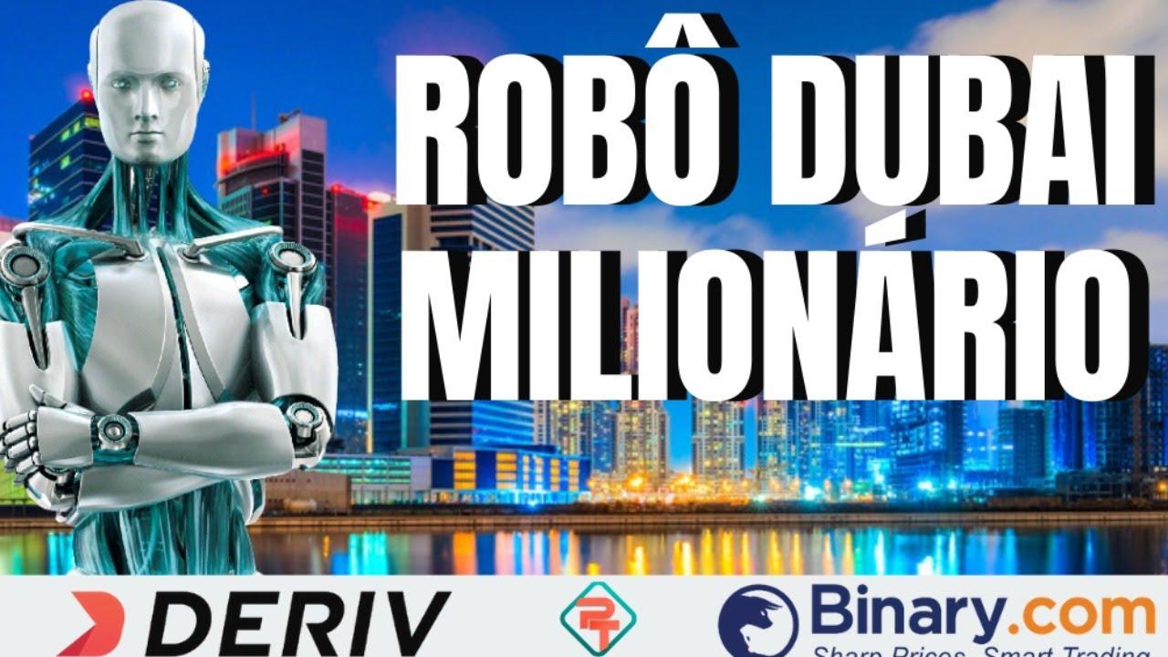 robô milionario