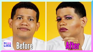 Baixar Latino Men Try Makeup For The First Time