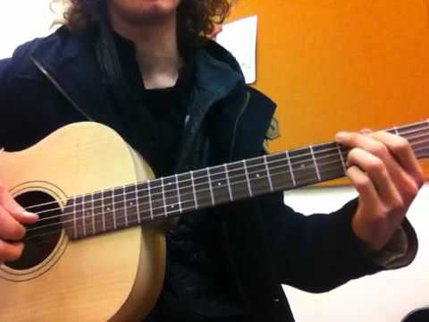Guitar Lessons - Tears and Rain - Ben