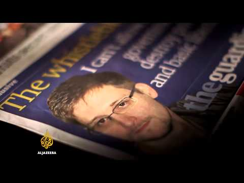 Behind the Sunday Times Snowden saga - The Listening Post (Full)