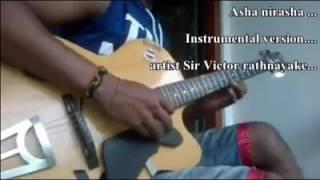 Asha nirasha (sinhala cover song instrumental)