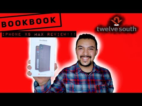 BookBook By Twelve South |iPhone Xs Max|