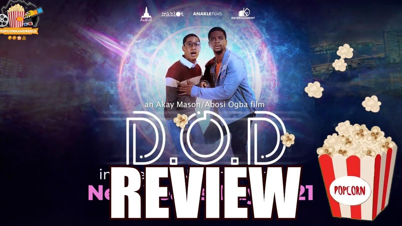 Download D.O.D (Day Of Destiny) - Video Review (Starring Olumide Oworu, Denola Grey & Broda Shaggi)