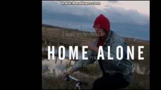 ansel elgort home alone lyrics