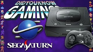 Sega Saturn - Dİd You Know Gaming? Feat. Greg