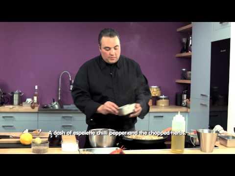 [Clubento Recipe] Gyoza-style Lobster Ravioli // Raviolis de Homard façon « Gyoza Japonais »