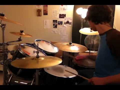 Letting You Let Go- Paper Route drum cover
