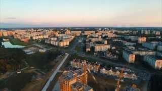 Аэросъемка в г.Обнинск